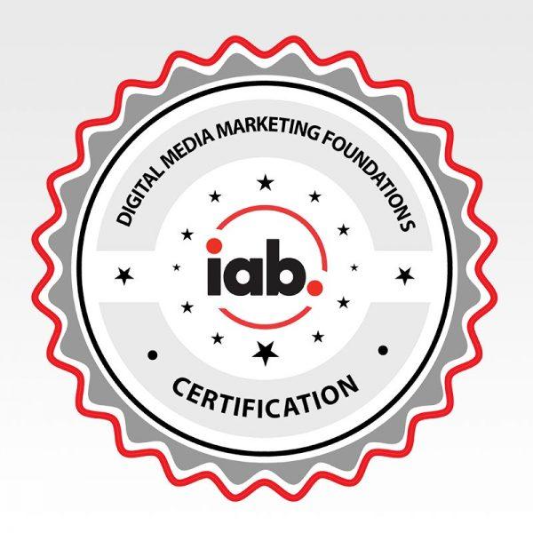 Digital Marketing and Media Foundations Certification