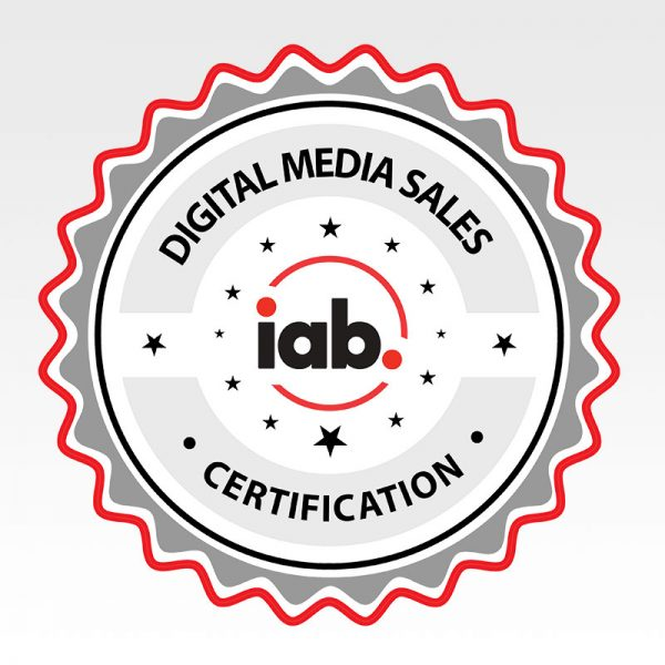 Digital Media Sales Certification